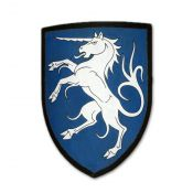 Щит рыцарский с единорогом. Западная Европа XIV в.