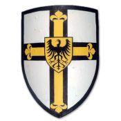 Щит с гербом великого магистра тевтонского ордена Дитриха фон Альтенбурга. 1335 - 1341 гг.
