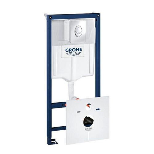 Комплект Grohe Rapid SL 38750001