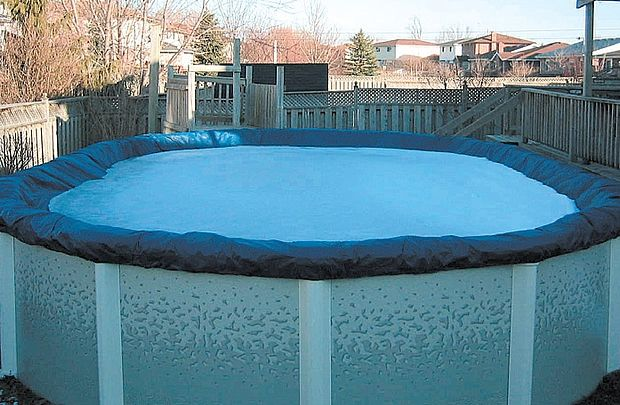 Зимнее покрывало Syntetics для бассейнов Atlantic Pools