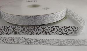 `Лента репсовая с рисунком, ширина 22 мм, Арт. Р-ЛР5377