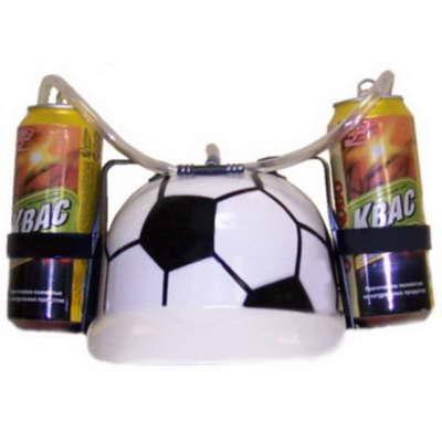Каска пивная Футбол