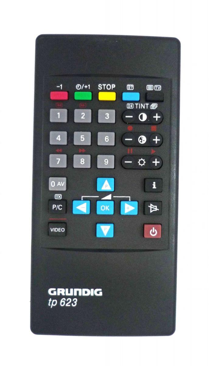 Grundig TP-623/622 (TV) (CUC-5302, CVC-1835, CVC-1860, CVC-1880, CVC-1890, P37-040, P37-050, P37-1GB, P40-050, P40-060, P40-541, P45-543, P45-545, T51-543E, T51-643, T55-540DS, T55-543E, T55-549, T6335, T63-530, T70-540)