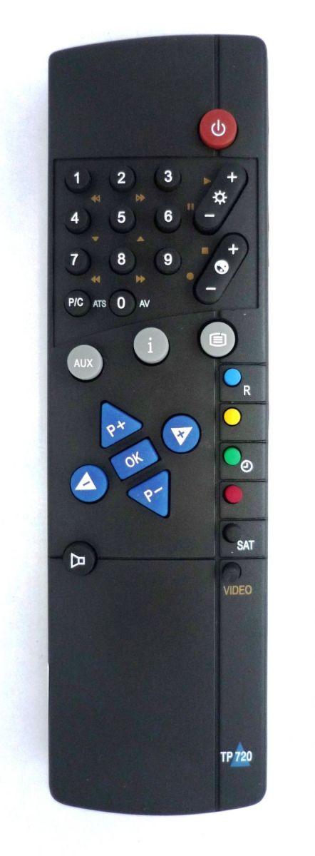 Grundig TP-720 (TV) (SE63-650, ST63-650, ST63-660, T55-640)