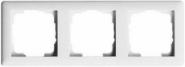 Gira Standard Бел матовый Рамка 3-ая