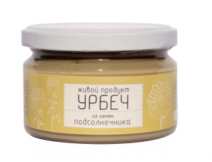 """ЖивПрод"" Урбеч из семян подсолнуха, 225гр"
