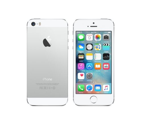 Apple iPhone 5S 32GB серебристый