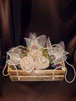 Жемчужина Эксклюзив - подарочный набор с кофе и чаем.