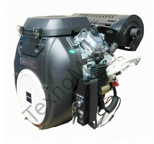 Двигатель Zongshen ZS GB680FE