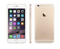 Смартфон Apple iPhone 6 Plus 128GB золотой