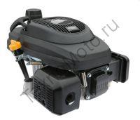 Zongshen (Зонгшен) ZS XP200AE четырехтактный бензиновый двигатель с электростартером для газонокосилок, имеет объем 196 куб. см и обладает мощностью 6,5 л. с., вертикальный вал 22,2 мм.
