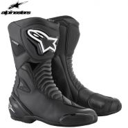 Мотоботы Alpinestars S-MX S Waterproof, Черные
