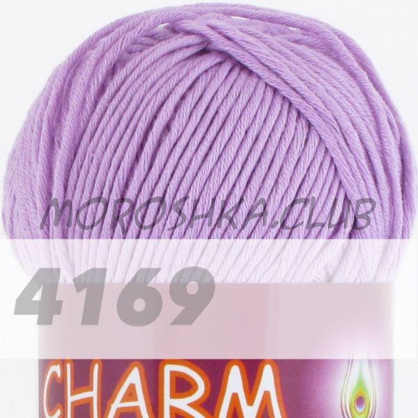 Сиреневый Сharm VITA cotton (цвет 4169), упаковка 10 мотков