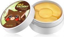 Gold Racoony Hydrogel Eye & Spot Patch Патчи для глаз гидрогелевые, 90 мл