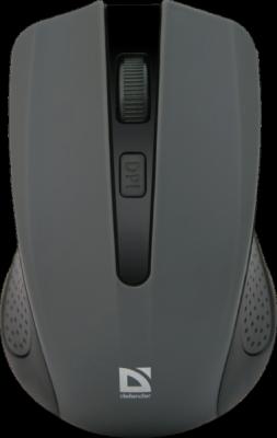 Беспроводная оптическая мышь Accura MM-935 серый, 4 кнопки,800-1600 dpi