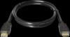 Цифровой кабель HDMI-03 HDMI M-M, ver 1.4, 1.0 м