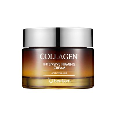 Корейский крем укрепляющий с коллагеном BERRISOM Collagen Intensive Firming Cream