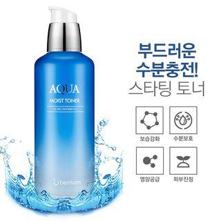 Корейский тонер для лица увлажняющий BERRISOM Aqua Moist Toner