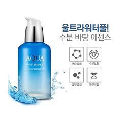 Корейская эссенция для лица увлажняющая BERRISOM Aqua Moist Essence