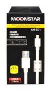 Moonstar AH-801 USB кабель Samsung (micro USB)