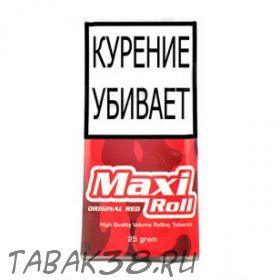 Табак сигаретный Mac Baren Maxi Roll Original Red 25 гр