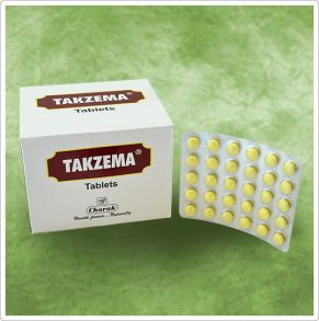 Такзема Чарак TakzemаCharak Pharma - против экземы 30 таб