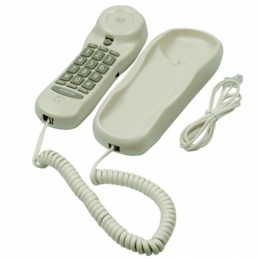 Телефон RITMIX RT-003 (белый)