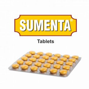 Успокоительное средство Сумента (Sumenta, Charak), 30 таблеток