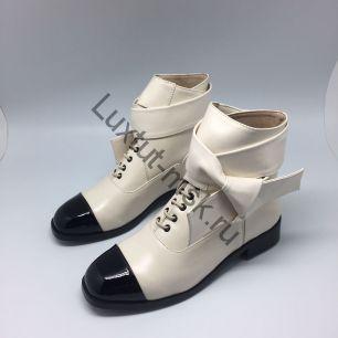 Ботинки Chanel (Весна-Осень)