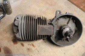 Двигатель DKW 300cc