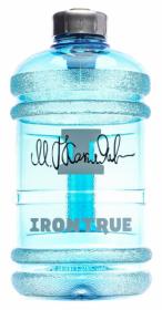 Бутылка IronTrue Limited Edition signature Michael Koklyaev (2,2 л.) Mikhail Koklyaev