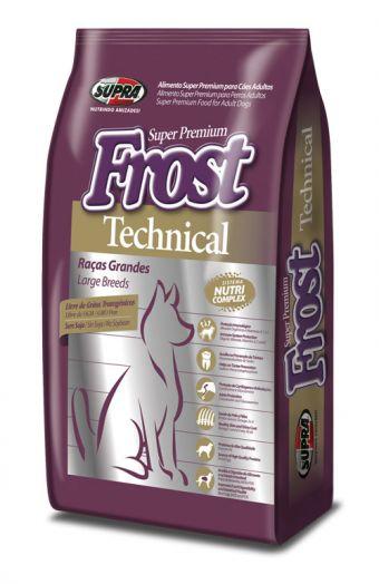 SUPRA FROST Technical корм повышенной калорийности для собак крупных пород 15 кг