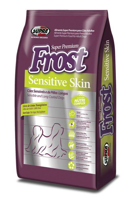 SUPRA FROST Sensitive Skin для собак всех пород с чувствительной кожей, склонных к аллергии 12 кг