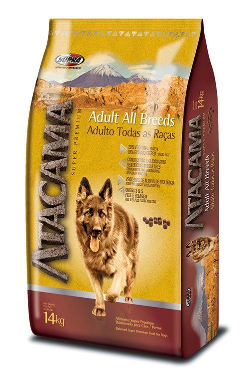 SUPRA ATACAMA All Breeds для взрослых собак всех пород 14 кг