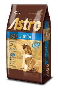 SUPRA ASTRO Junior для щенков всех пород 7 кг
