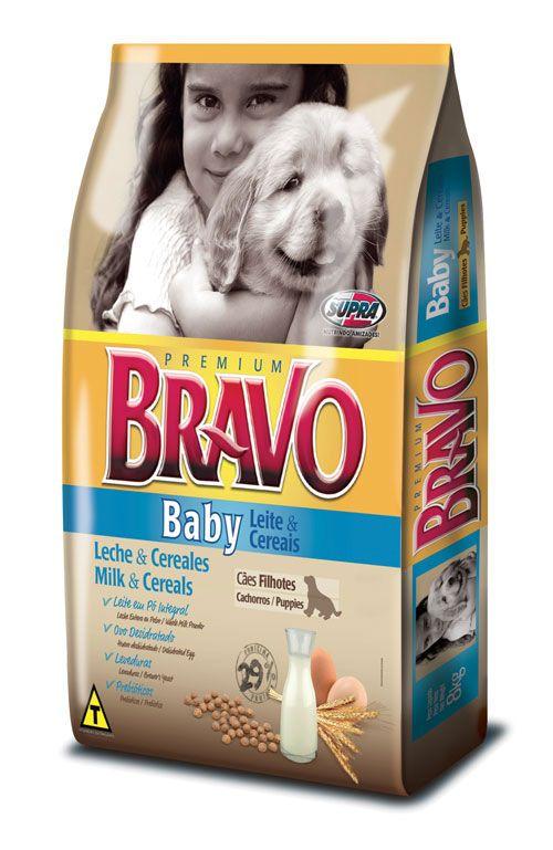 SUPRA BRAVO Baby для щенков всех пород 20 кг