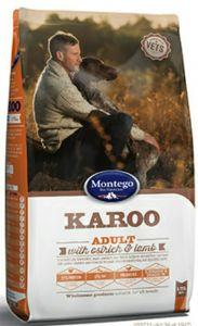 MONTEGO KAROO для взрослых собак 20 кг