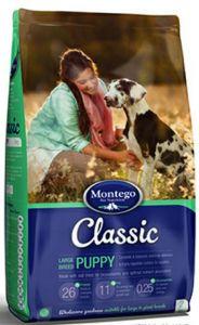 MONTEGO Classic для щенков крупных пород 10 кг