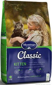MONTEGO Classic для котят 3 кг