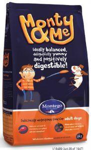 MONTEGO Monty&Me Для взрослых собак всех пород 25 кг