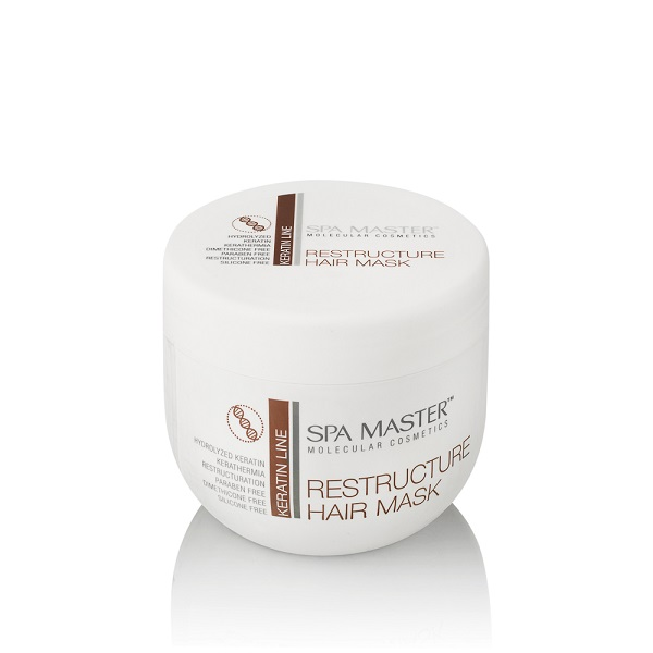 Реструктурирующая маска Keratin Hair Mask