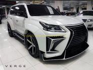 Аэродинамический обвес VERGE для Lexus 570 2016 -