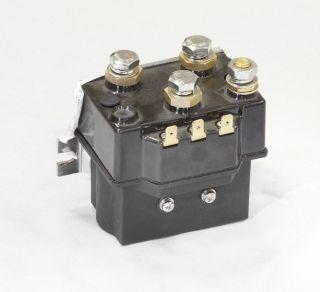 Контактор (соленоид) EW 500 А, 12-24В для автомобильных лебедок