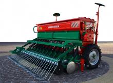Сеялка зерновая Agro-Masz SR-300, захват 3,0 метра.