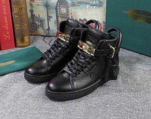 Ботинки Buscemi (весна-осень)