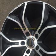 Диски комплект R20 ID Черный Toyota / Lexus