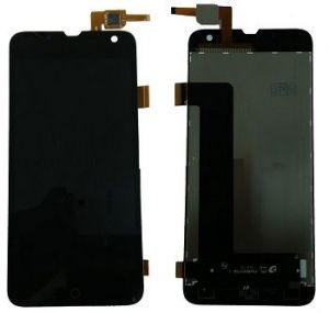 LCD (Дисплей) Explay Phantom (в сборе с тачскрином) (black) Оригинал