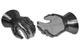 Перчатки Рыцарские (театральный реквизит)