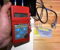Ультразвуковой толщиномер ТЭМП-УТ1 (Высокотемпературный) - купить в интернет-магазине www.toolb.ru цена, обзор, отзывы, характеристики, официальный, производитель, поставщик, сайт