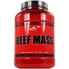 Pro Nutrition Beef Mass (2400 гр.)